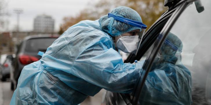 Κορονοϊός : 3 πιθανώς θετικά rapid tests στα 105 που πραγματοποιήθηκαν στη Λιβαδειά